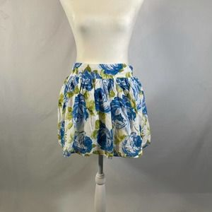 Floral Abercrombie and Fitch Skirt- Size Med